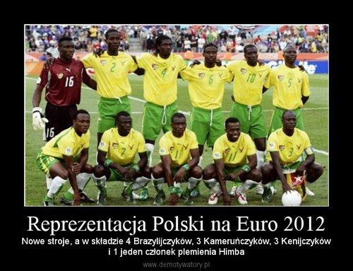 Reprezentacja Polski na Euro 2012