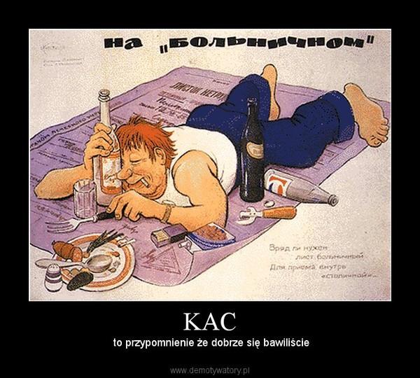 KAC –  to przypomnienie że dobrze się bawiliście