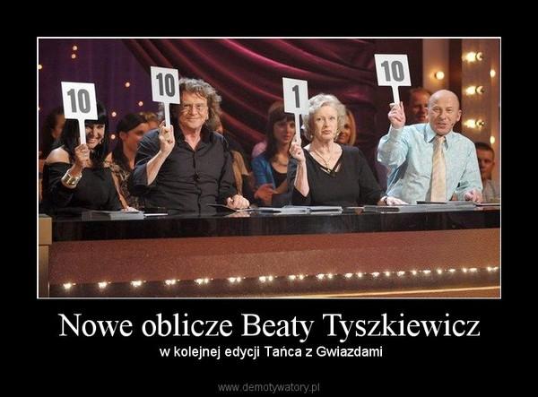 Nowe oblicze Beaty Tyszkiewicz –  w kolejnej edycji Tańca z Gwiazdami