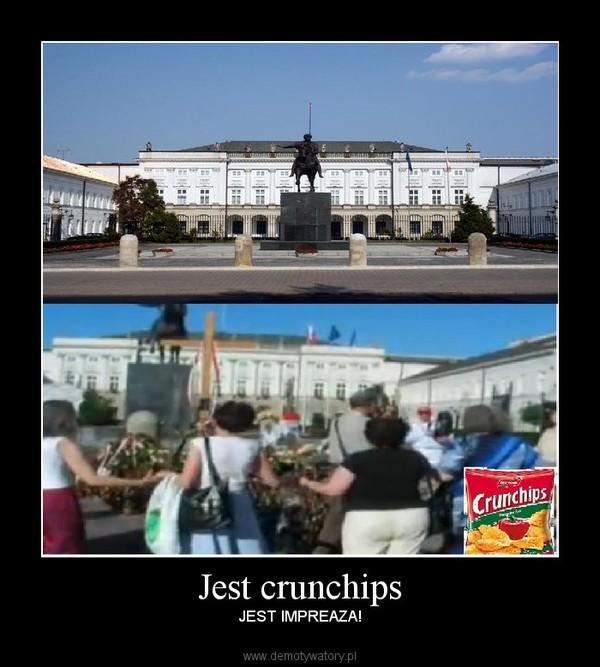 Jest crunchips –  JEST IMPREAZA!