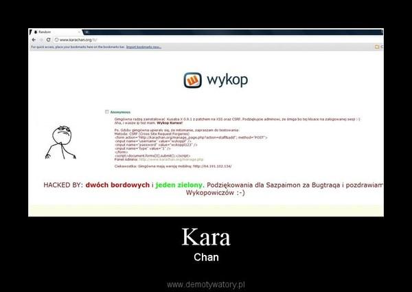 Kara – Chan