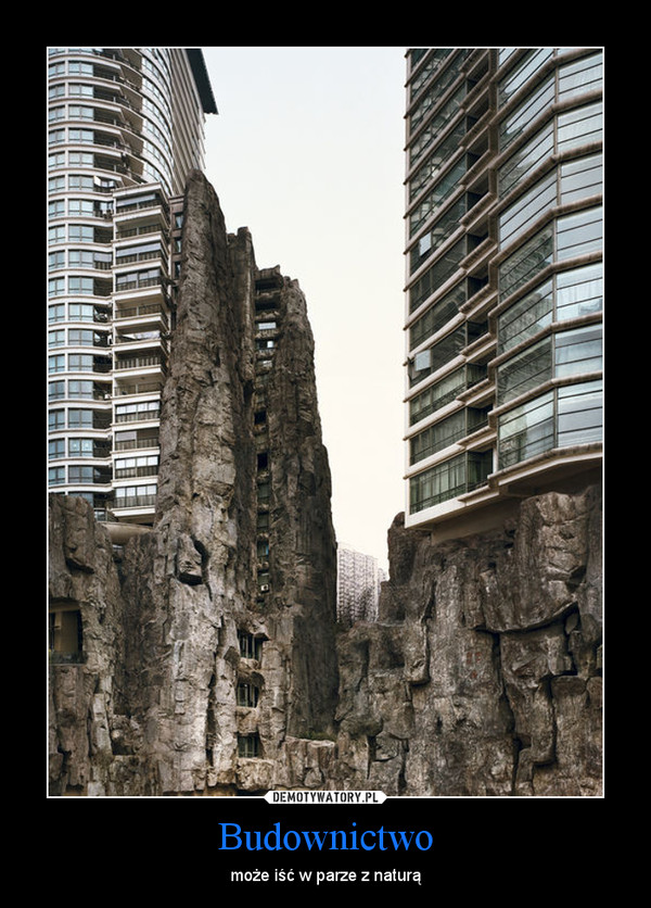 Budownictwo – może iść w parze z naturą