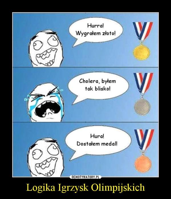 Logika Igrzysk Olimpijskich –