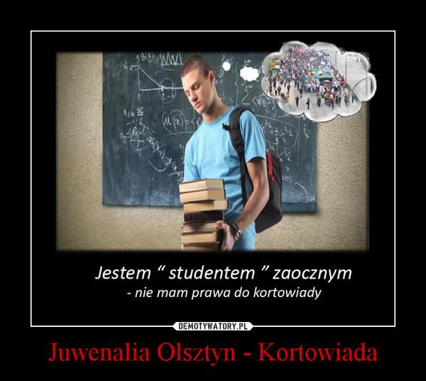 Juwenalia Olsztyn - Kortowiada –