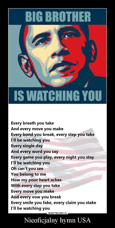 Nieoficjalny hymn USA –