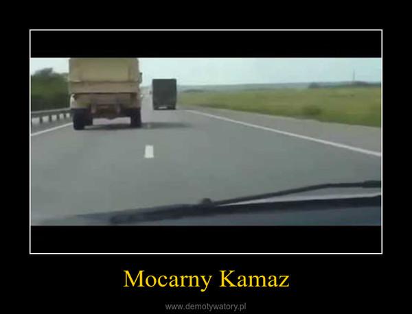 Mocarny Kamaz –