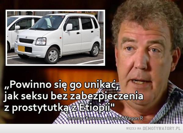 Clarkson o japońskiej motoryzacji –