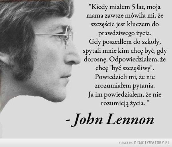John Lennon –