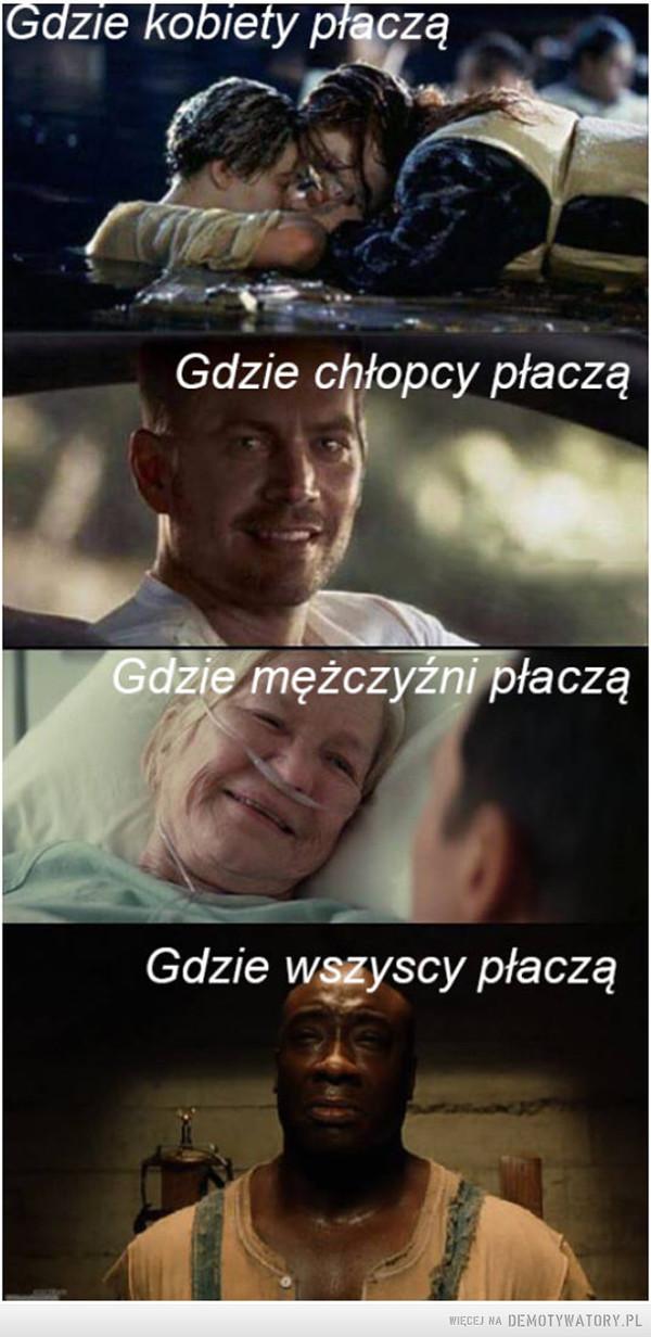 Płacz –