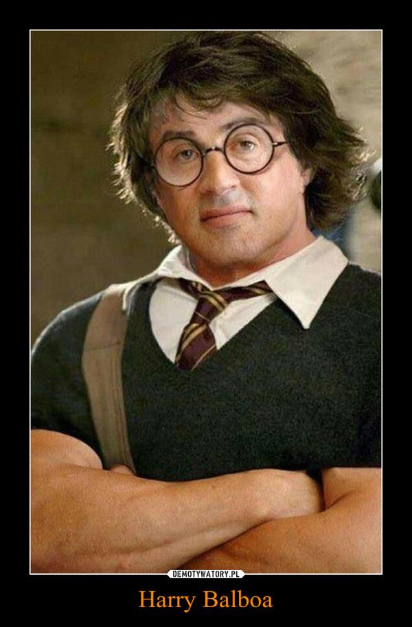 Harry Balboa –