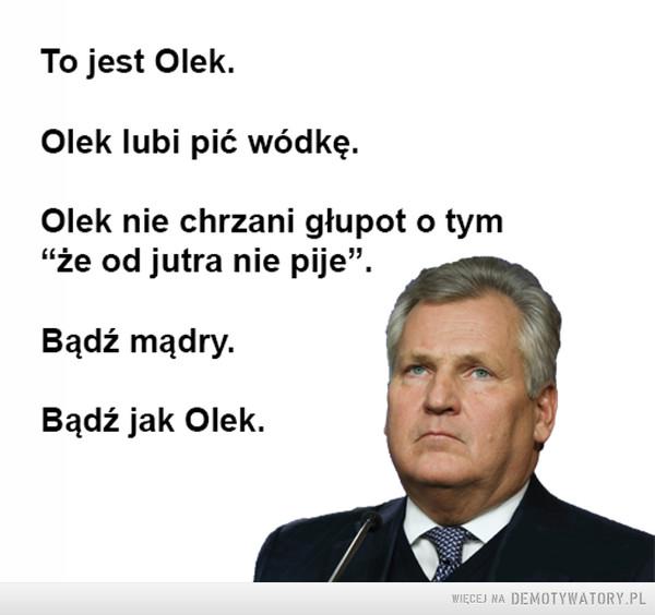 Mądry Olek –