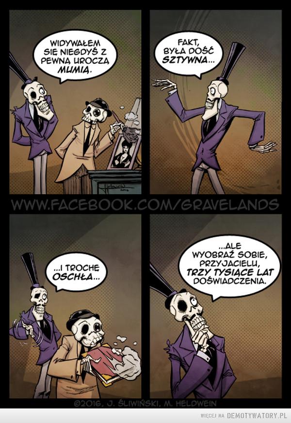 Gravelands: Doświadczenie –