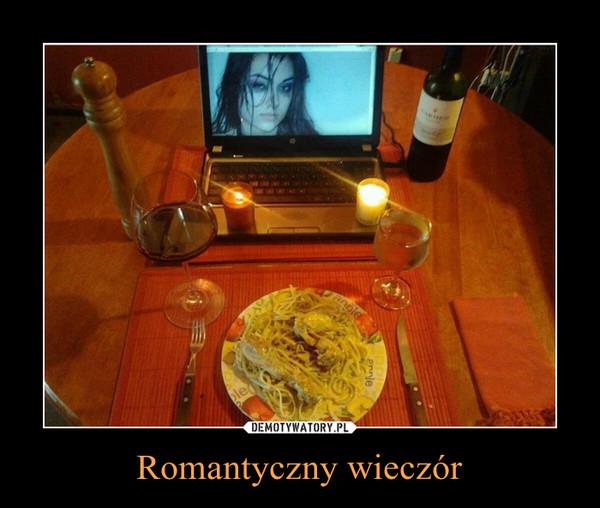 Romantyczny wieczór –