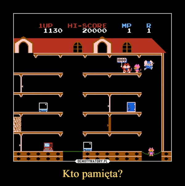 Kto pamięta? –