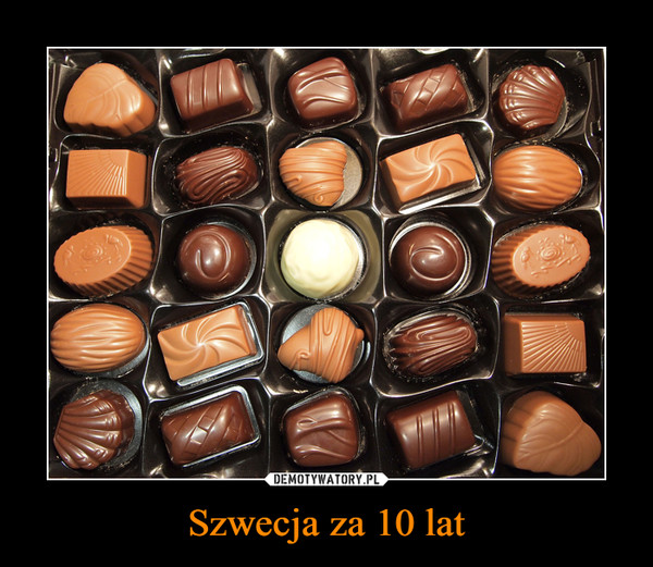 Szwecja za 10 lat –