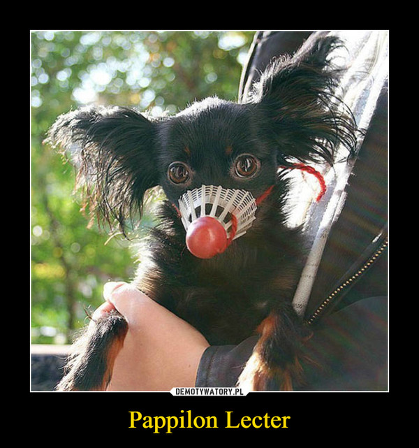 Pappilon Lecter –