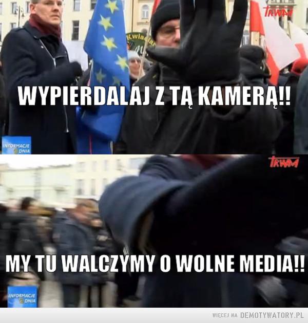 Wolne media!!! –