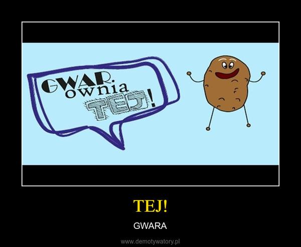 TEJ! – GWARA