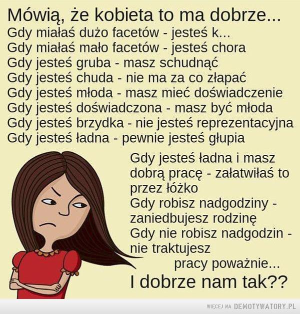 Życie kobiety –