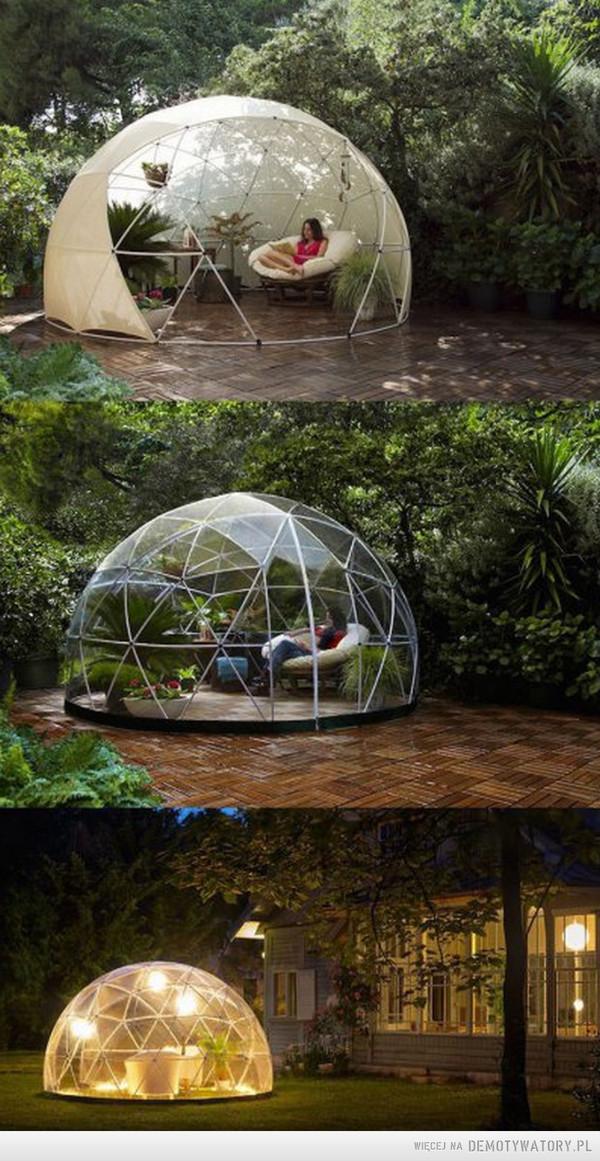 Relaks w ogrodzie –