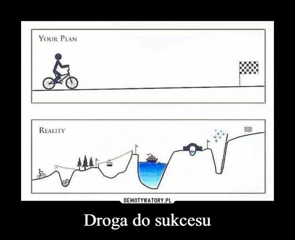 Droga do sukcesu –