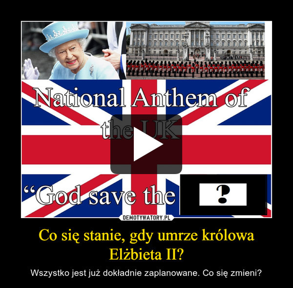 Co się stanie, gdy umrze królowa Elżbieta II? – Wszystko jest już dokładnie zaplanowane. Co się zmieni?