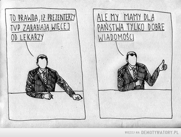 Prezenterzy TVP –