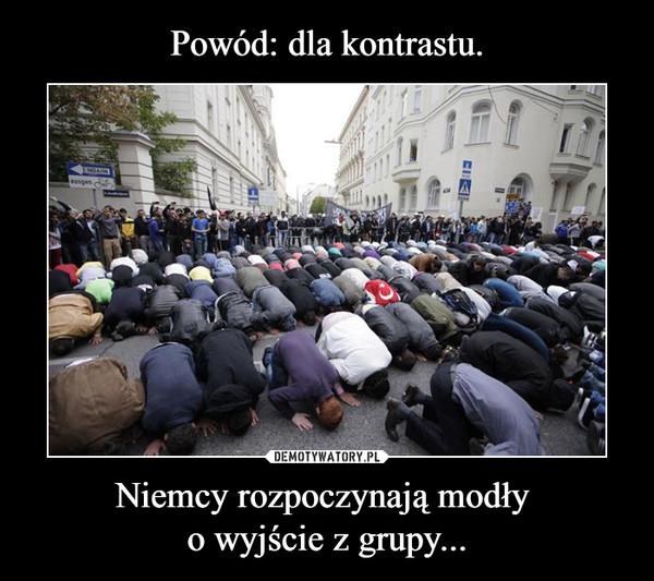 Niemcy rozpoczynają modły o wyjście z grupy... –