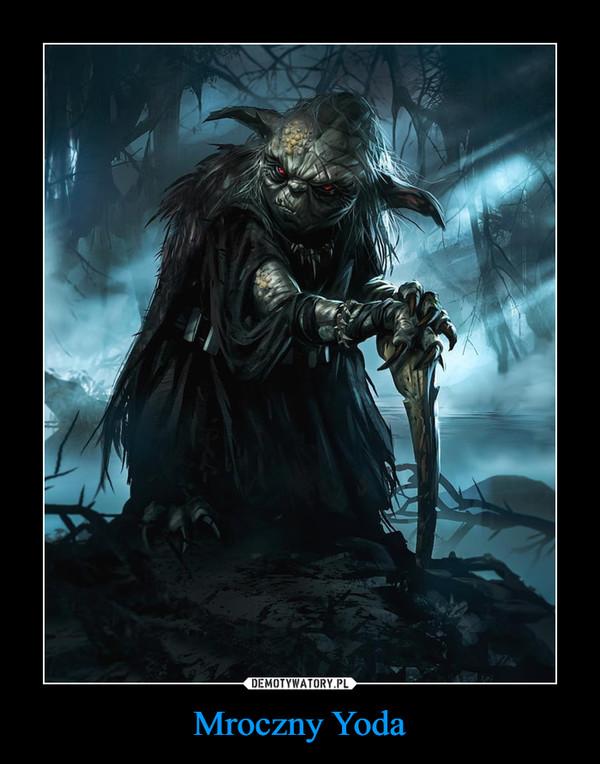 Mroczny Yoda –
