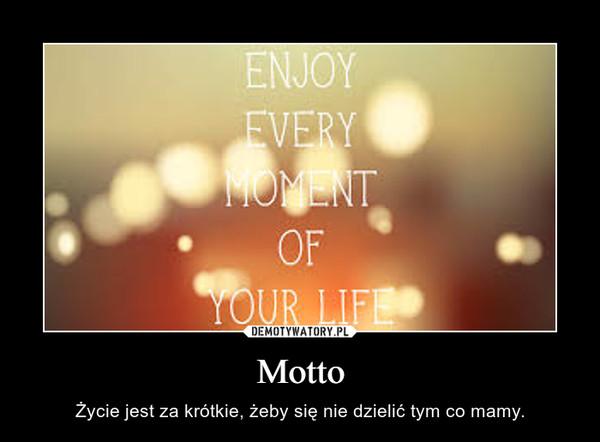 Motto Demotywatorypl