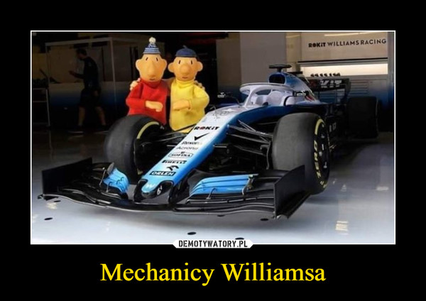 Mechanicy Williamsa –