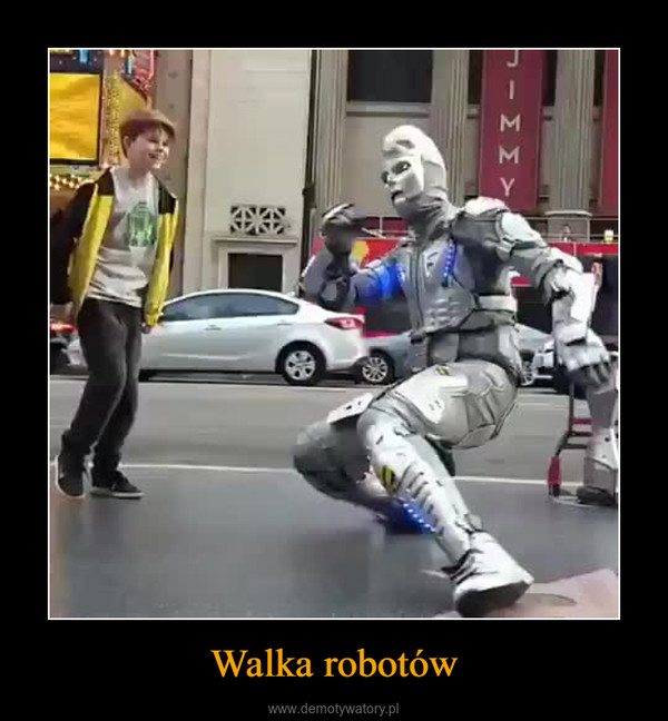 Walka robotów –