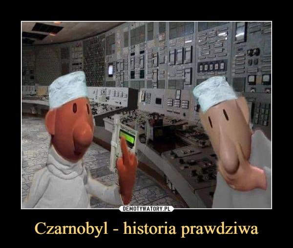 Czarnobyl - historia prawdziwa –