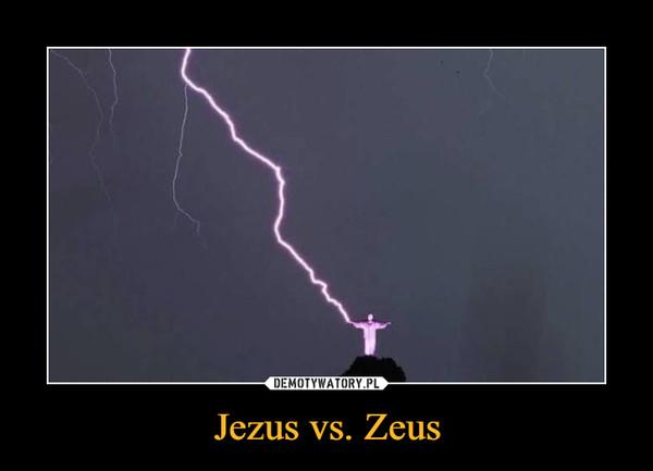 Jezus vs. Zeus –