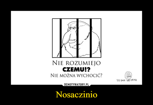 Nosaczinio