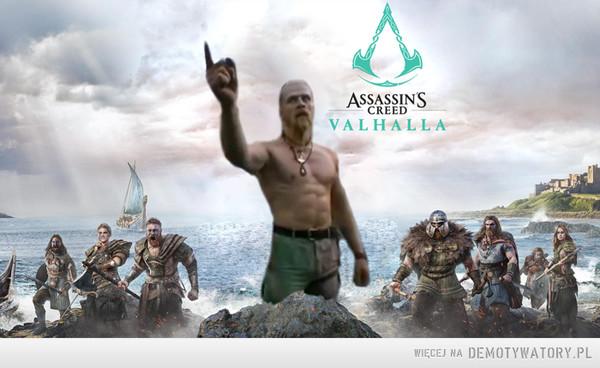 Assassin's Creed Valhalla –