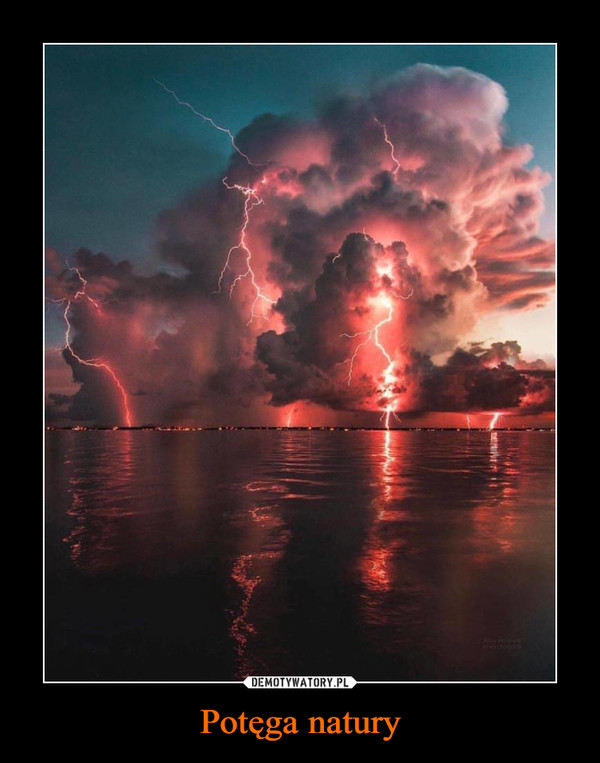 Potęga natury –