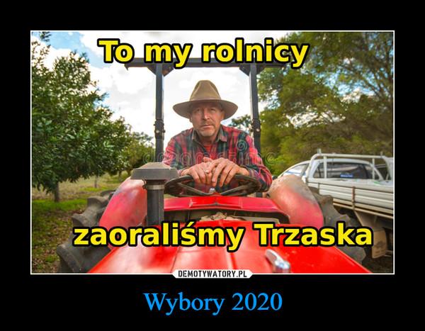 Wybory 2020 –