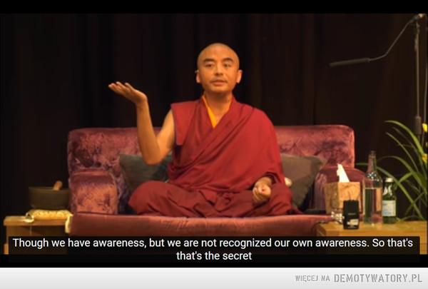 awareness –