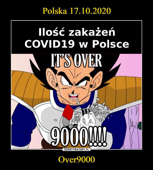 Polska 17.10.2020 Over9000
