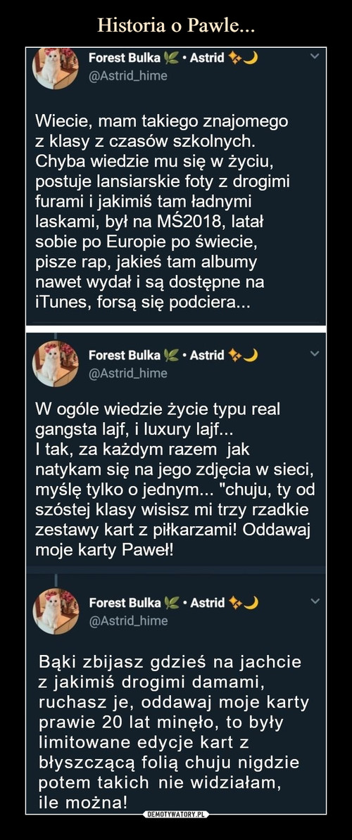 Historia o Pawle...