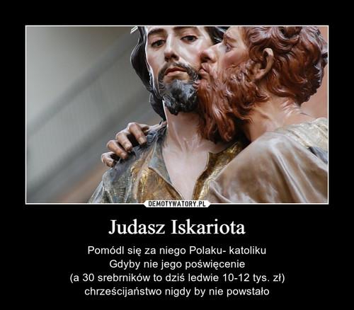 Judasz Iskariota
