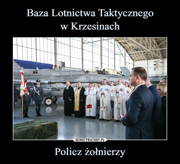Policz żołnierzy –