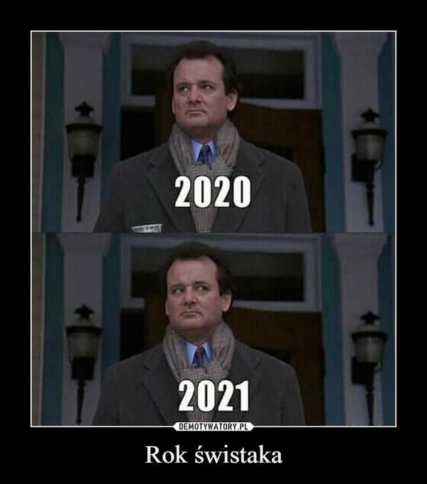 Rok świstaka –  20202021