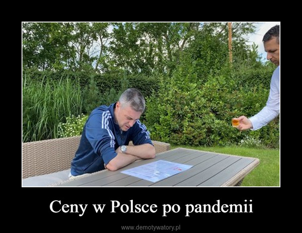 Ceny w Polsce po pandemii –
