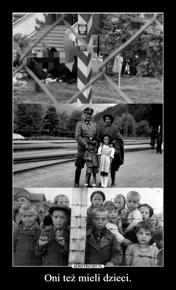 Oni też mieli dzieci. –